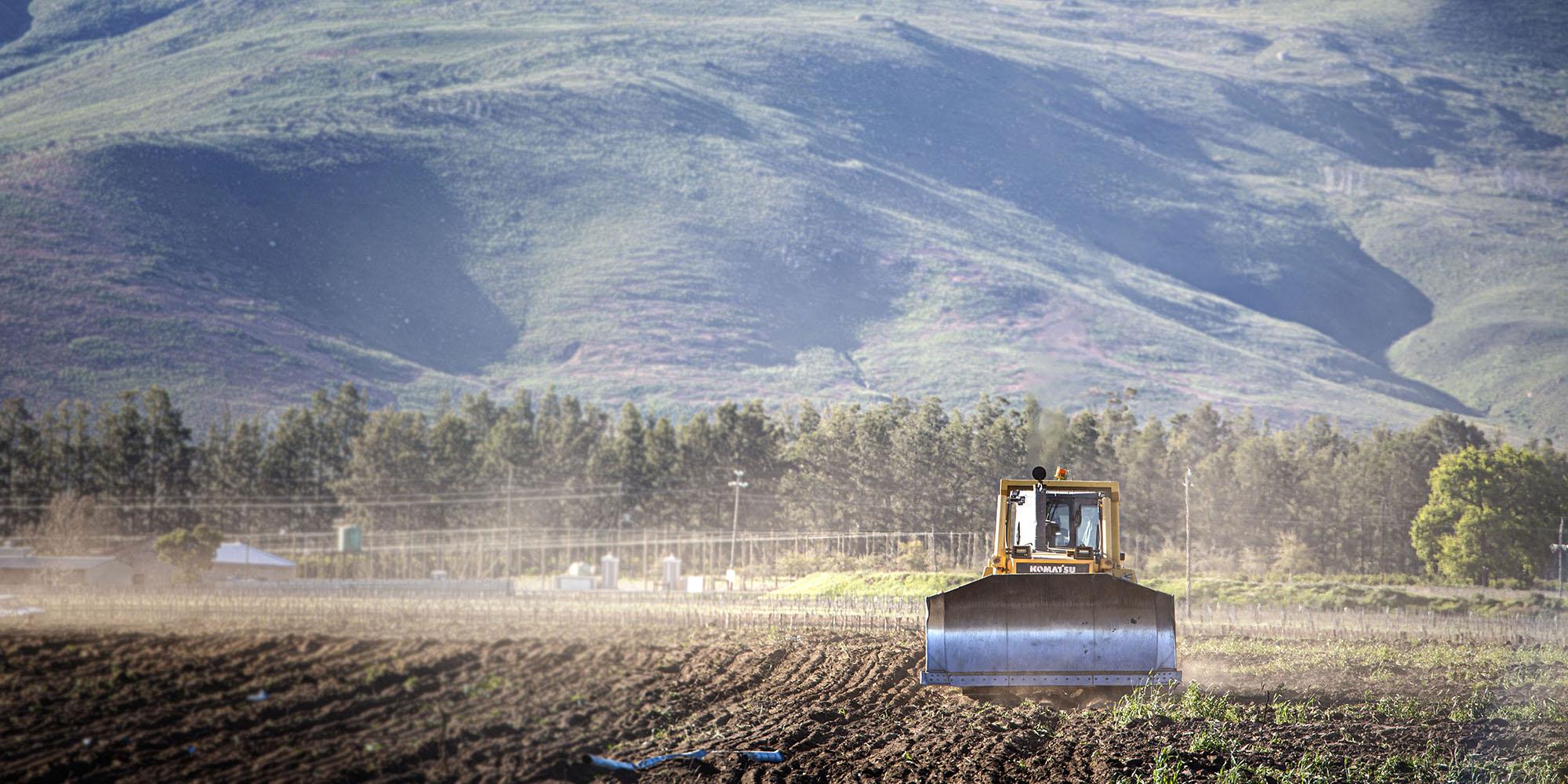 Thamm Land Farmers