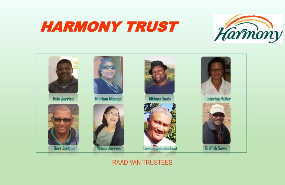 Harmony Trust